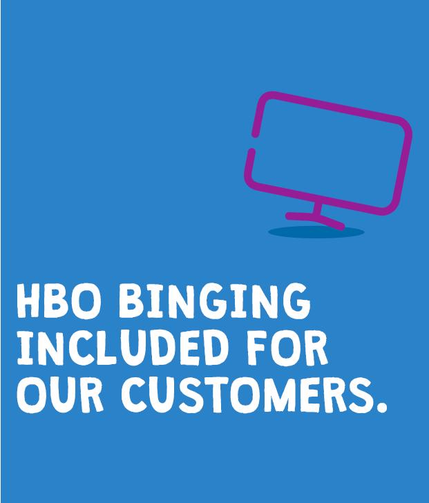 HBO binging banner mobile v