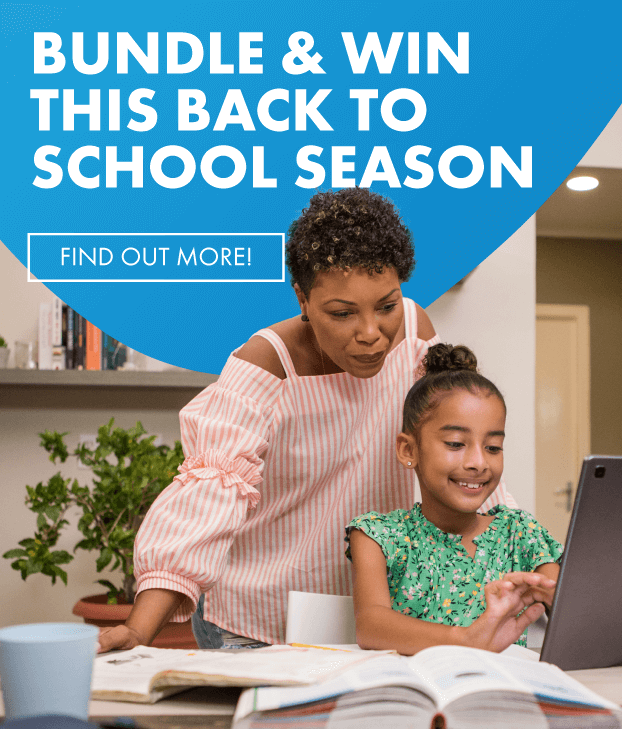 Bundle and Win this back to school season