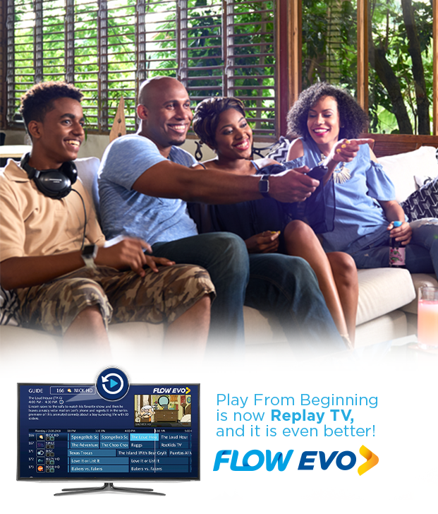 Flow   Jamaica   Welcome to the evolution of TV