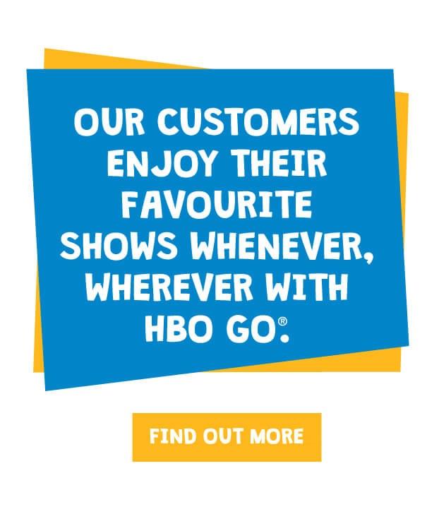MOJO Banner HBO GO