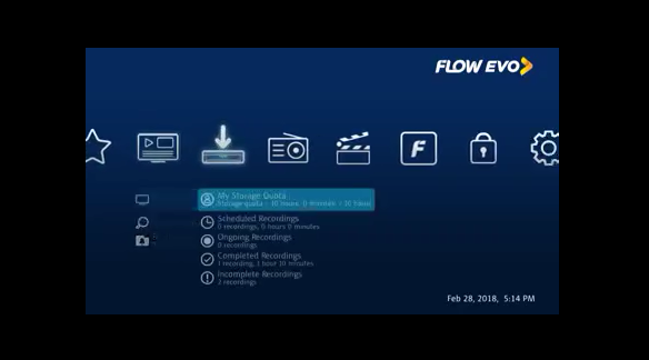 Flow | Cayman | Welcome to the evolution of TV